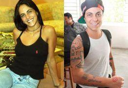 Thammy Gretchen antes e depois